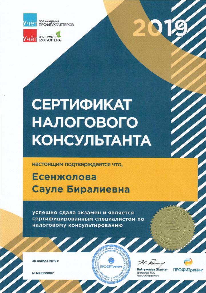Курс «Способы формирования и сдачи форм налоговой отчетности» 1